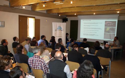 1er Seminario Técnico Desmania 17 abril, Lario, León