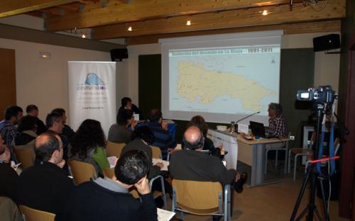 1er Seminario Técnico Desmania 17 abril. Luis Lopo. Gob.La Rioja