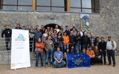 1er Seminario Desmania - Foto de grupo - 18 abril 2013