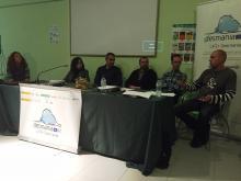 Mesa redonda celebrada durante el seminario
