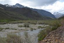 Pasos en el río Carrión