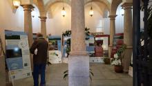 Exposición en Hervás